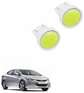 A2D PL3 Cobe Super LED Car Headlight White Parking Lights Set Of 2-Hyundai Elantra