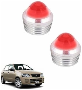 A2D RED Strobe Flashing Brake Lights Set Of 2-Maruti Suzuki Alto