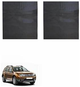 A2D Stick To Car Side Windows Sunshades Black SET OF 2-Renault Duster
