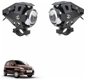 A2D U5 Car Auxiliary CREE LED White Fog Lights Set Of 2-Maruti Suzuki Zen