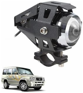 A2D U5 Car Auxiliary CREE LED White Fog Light -Tata Sumo Gold