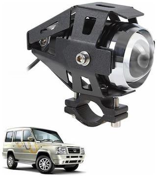 A2D U5 Car Auxiliary CREE LED White Fog Light -Tata Sumo Gold