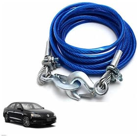 A2D 5 Ton Steel Towing Cable With Tow Hooks-Volkswagen Jetta