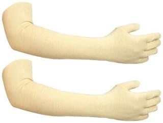 Aadikart Full Hand Gloves for Women - Set of 1