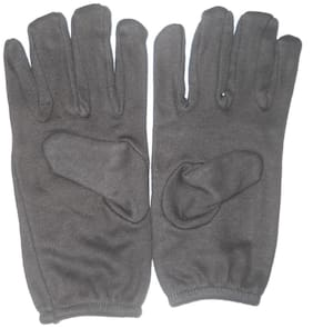 Aadikart Half Hand gloves protact for winter and summer