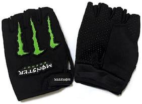 Aadishwar Creation Finger less half Hand Gloves