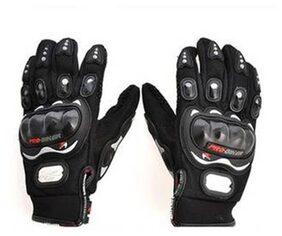 Aadishwar Creation Desginer protactive Pro Biker Hand Gloves