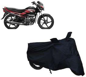 ABP Premium BLACK-Matty Bike Body Cover For Hero Super Splendor