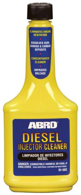 Abro DI-502 Diesel Injector Cleaner Filter Oil