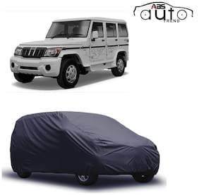 ABS AUTO TREND  Car Body Cover For Mahindra Bolero