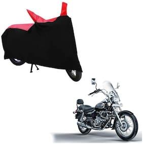 ABS AUTO TREND Bike Body Cover For Bajaj Avenger Cruise 220 ( Black, Red )