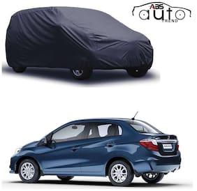 ABS AUTO TREND Matty Grey Car Cover Honda Amaze