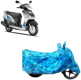 ABS AUTO TREND Bike Body Cover For Yamaha Alpha