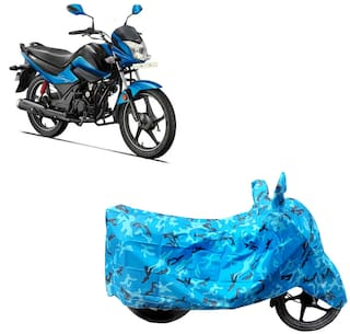ABS AUTO TREND Bike Body Cover For Hero Glamour