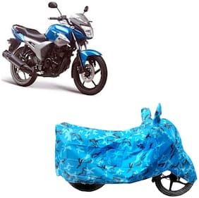 ABS AUTO TREND Two Wheeler Body Cover For  Yamaha SZ-RR Assorted Color