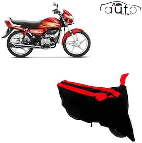 ABS AUTO TREND Bike Body Cover for Hero Hf Delux