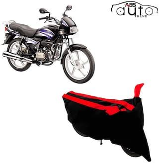 ABS AUTO TREND Bike Body Cover for Hero Splendor Plus