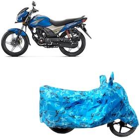 ABS AUTO TREND Two Wheeler Body Cover For  Honda CB Shine SP Assorted Color