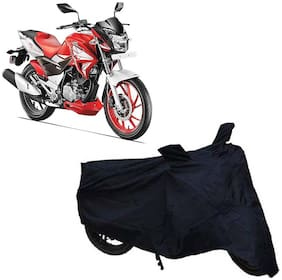 ABS AUTO TREND Two Wheeler Body Cover For Hero Xtreme 200S (Black)