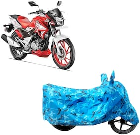 ABS AUTO TREND Two Wheeler Body Cover For  Hero Motocorp Xtreme 200R Assorted Color