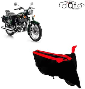 ABS AUTO TREND Bike Body Cover for Royal Enfield Bullet 500