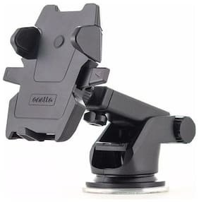 Aeoss Car Phone Holder Suction Windshield Mount Stand 360 Adjustable Phone Holder For iPhone Samsung GPS Suporte Movil Car