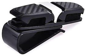 Aeoss new Sun Visor Clip Holder Car Glasses Card clip For Reading Sunglasses Eyeglass Card Pen