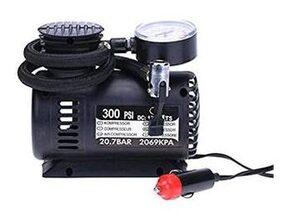 300 Psi 12v Mini Portable Air Compressor For Car And Bike