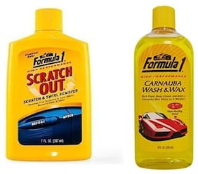 Air Show Formula 1 Car Wax And Scratch Out & Formula 1 Car Wax And Scratch Out For All Cars