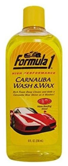 Air show- Formula 1 - Carnauba Liquid Wax - 473 ml Formula 1 - Carnauba Liquid Wax - 473 ml