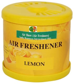 Air show  Gel   Air freshners  lemon