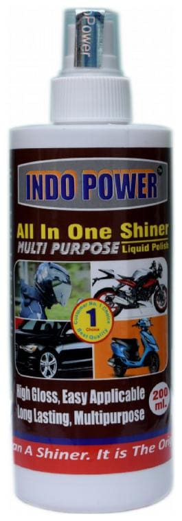 ALL IN ONE SHINER 200ml.
