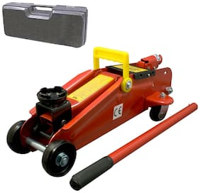 Allureauto 2 Ton Capable Trolley Jack