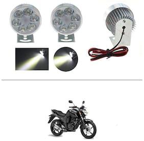 AllXPert Motorcycle Headlight Fog Light Led e-Bike Scooter ATV Motor Headlight Lamp For Bajaj Avenger For Yamaha FZ16