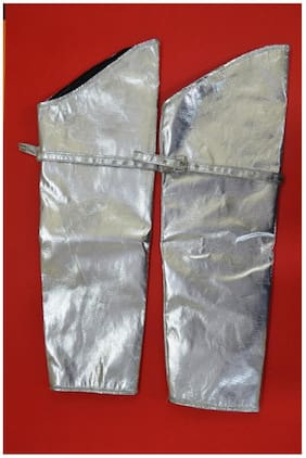 Aluminised Protective Arm Guard Sleeves
