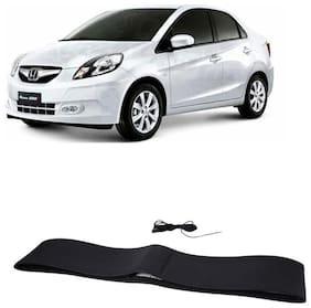 Amaze Black Steering Cover