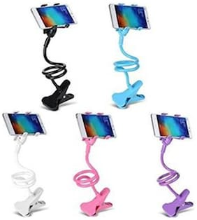 Amazing Flexible Long Arms Mobile Phone Holder for Car Desktop & Table Stand (Assorted)