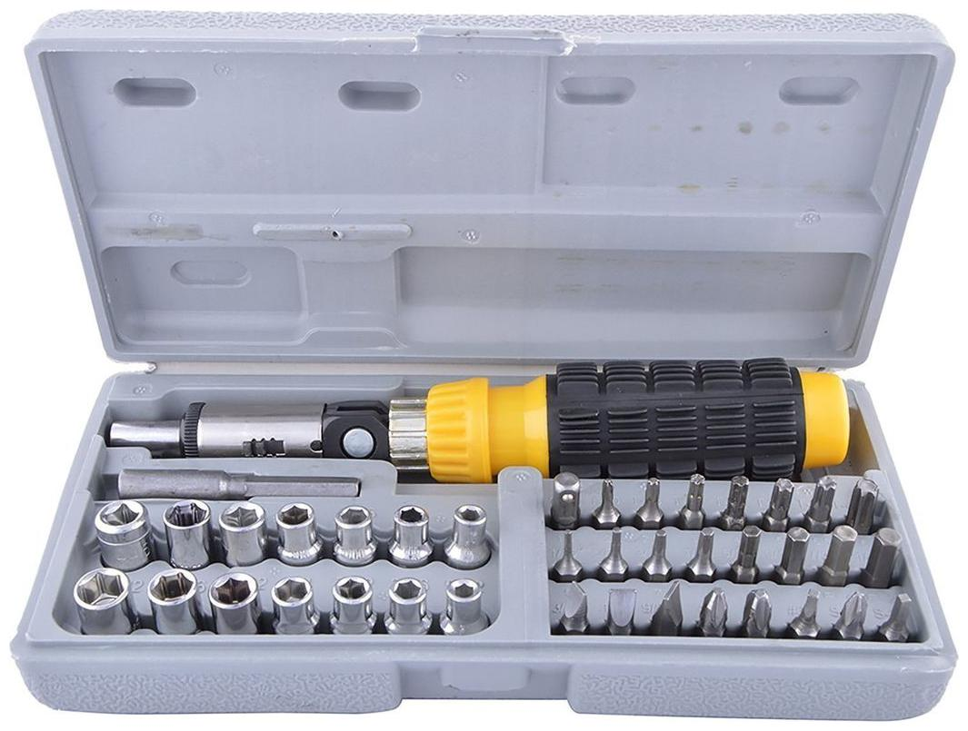 Andride Screwdriver Set   Pack Of 41 Tool Kit