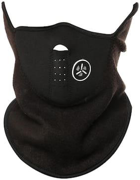 Anti Pollution Dust SUN Protection Neck Warmer Half Face Mask for Bikers Cycling