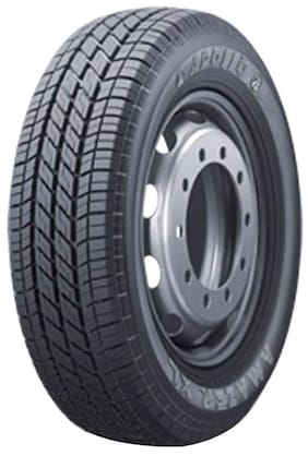 Apollo Amazer XL 4 Wheeler Tyre (165/80 R14 85 T  Tube Less)