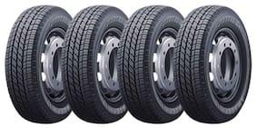Apollo Amazer XL 4 Wheeler Tyre (145/70 R12 69 T, Tube Type) (Set Of 4)