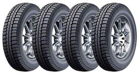 Apollo Amazer 4G 4 Wheeler Tyre (185/70 R14 88 T, Tube Less) (Set Of 4)