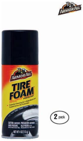 Armor All - Tire Foam - 113 g (Pack Of 2)