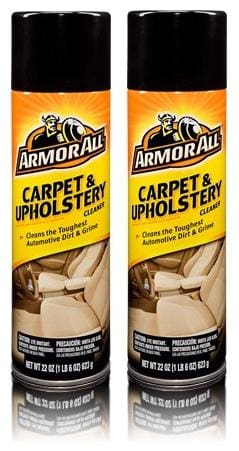 ArmorAll Carpet & Upholstery Cleaner 623 g: Cleans The Toughest Automotive Dirt and Grime from The Most Trusted Name in Car Care: (Pack of 2)