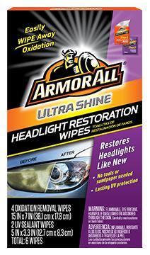 ARMORALL HEADLAMP Restoration KIT : (Pack of 1)