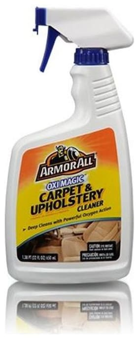 ARMORALL OXI MAGIC CARPET & UPHOSTERY CLEANER 650 ml : Deep Cleans with Powerful Oxygen Action