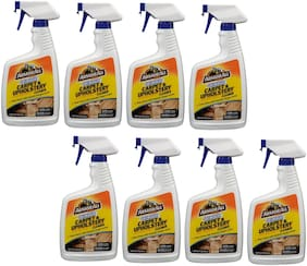 ArmorAll OXI Magic Carpet & Uphostery Cleaner with Powerful Oxygen Action (650ml) : Pack of 08