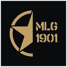 ARWY car stickers exterior Half Star MLG 1901 E3 Customized Royal Enfield Sticker