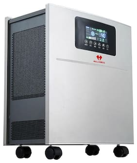 HULLAARDS AT-191 AIR PURIFIER WITH 4-STAGE FILTRATION TECHNOLOGY