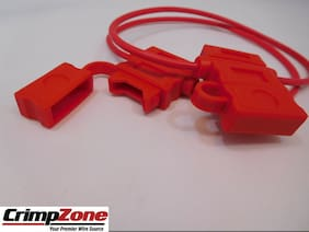 ATO ATC 12 AWG 30 AMP Inline Fuse Holder - Water Resist Cap